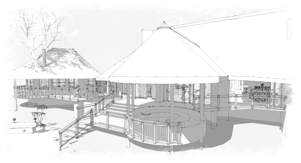 Game Lodge Designs The Architect Karter Margub And