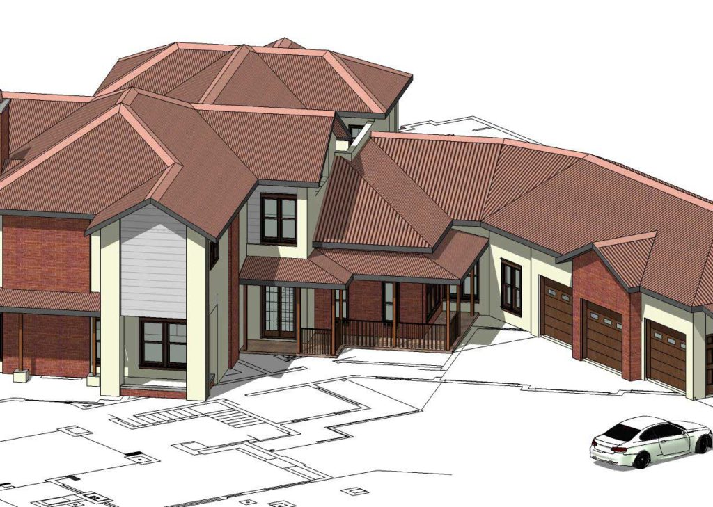 House plans the architect karter margub and associates Houses and plans