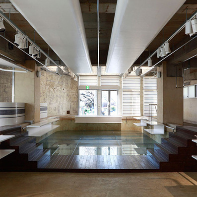 c8104b93 e8cd 4cd1 8a30 e2f73ef8c726 - Tokyo boutique by Nobuo Araki sits inside an old swimming pool